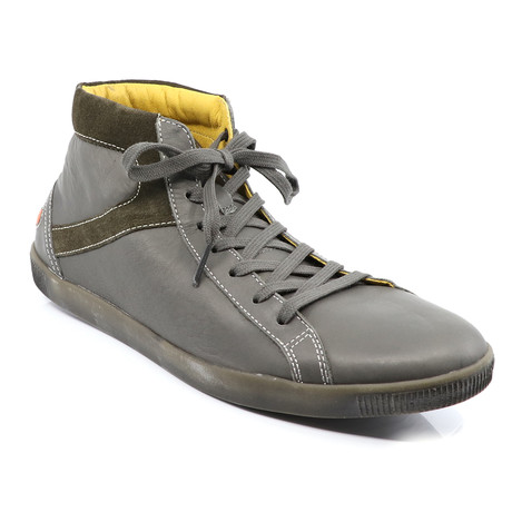 Taggart Lace-Up Boots // Gray (Euro: 40)
