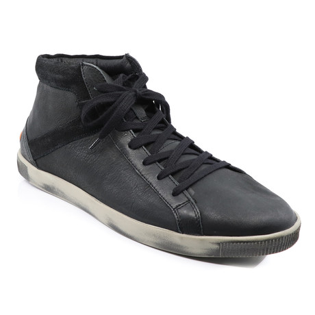 Taggart Lace-Up Sneaker // Black (Euro: 40)