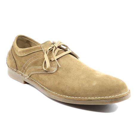 Alex Lace-Up Shoes // Sand (Euro: 40)