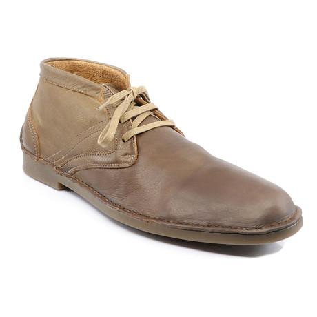 Alan Lace-Up Boots // Mocha (Euro: 40)