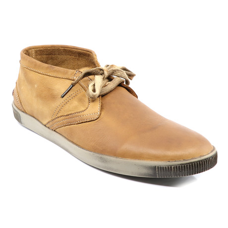 Tim Lace-Up Boots // Tan (Euro: 40)
