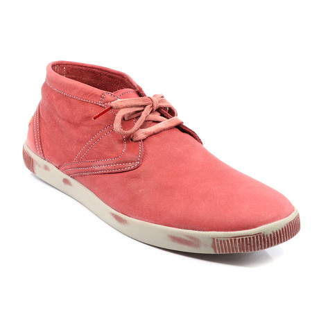 Tim Lace-Up Boots // Red (Euro: 40)