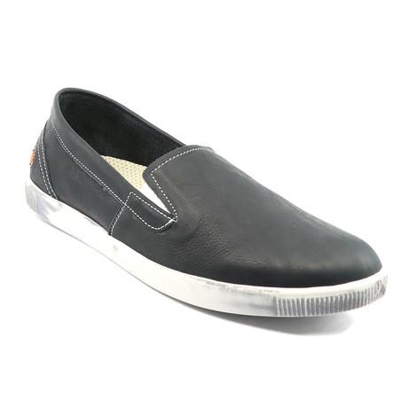 Tad Slip-On Shoes // Black (Euro: 40)