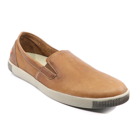 Tad Slip-On Shoes // Brown (Euro: 40)