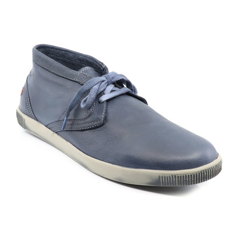 Tim Lace-Up Boots // Navy (Euro: 40)