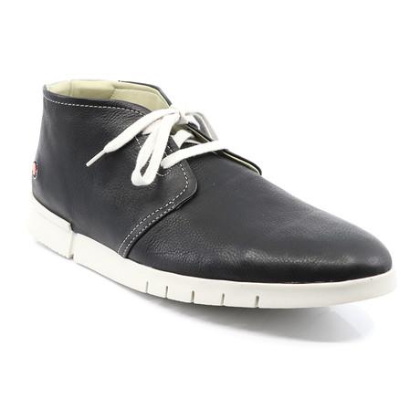 Coi Chukka Boots // Black + White (Euro: 40)