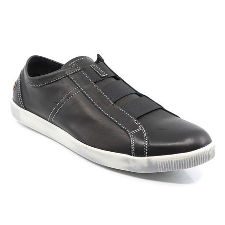 Tip Slip-On Shoes // Black (Euro: 40)