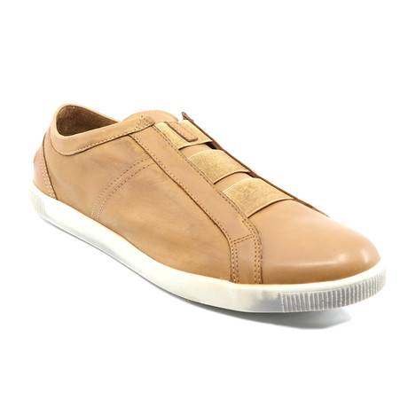 Tip Slip-On Shoes // Brown (Euro: 40)