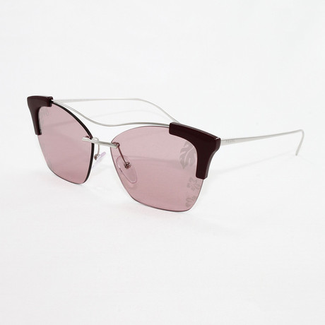 Women's PR21US Sunglasses // Silver