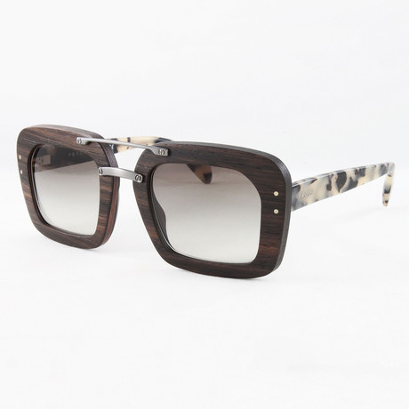 Women's PR30RS Sunglasses // Havana Malabar