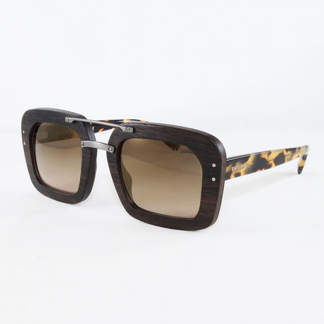 Women's PR30RS Sunglasses // Ebony Malabar