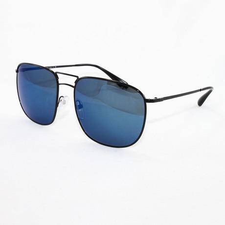 Men's PR52TS Sunglasses // Black + Blue