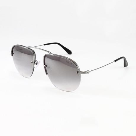 Prada // Men's PR58OS Sunglasses // Gunmetal + Gray