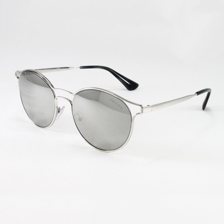 Prada // Women's PR62SS Sunglasses // Silver