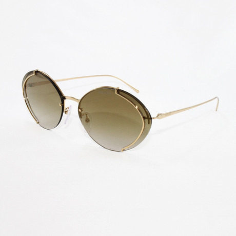 Women's PR60TV Sunglasses // Gold