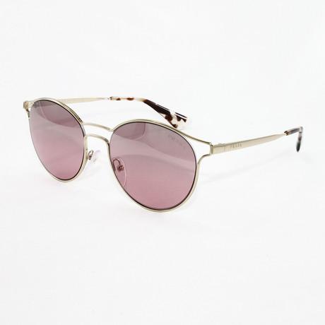 Women's PR62SS Sunglasses // Pale Gold