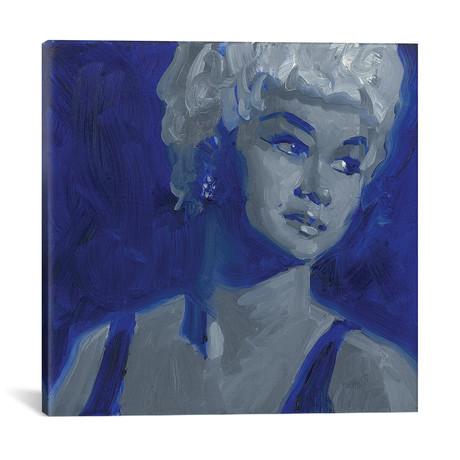 """Etta James // Tony Pro (18""""W x 18""""H x 0.75""""D)"""