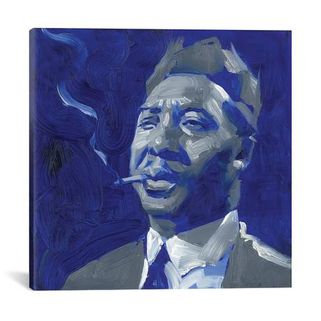 """Muddy Waters // Tony Pro (18""""W x 18""""H x 0.75""""D)"""