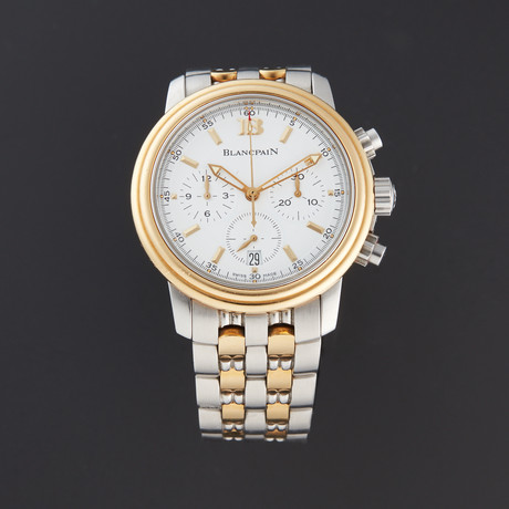 Blancpain Two-Tone Lemans Chronograph Automatic // Pre-Owned