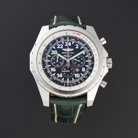 Breitling Bentley Chronograph Automatic // A22362 // Pre-Owned