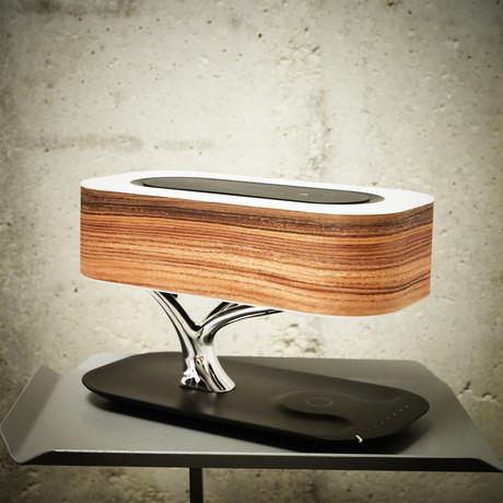 Tree of Light // Brazil Wood // Fast Charging