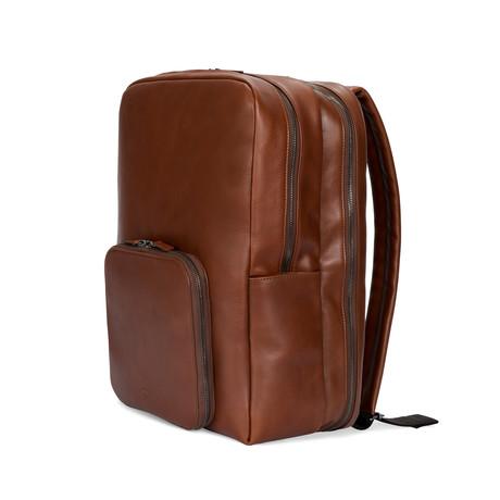 Venture 2 Backpack // Cognac