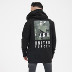 United Forces // Black (XL)