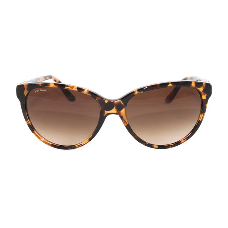 Bulgari // Women's BV8166B Sunglasses // Blonde Havana