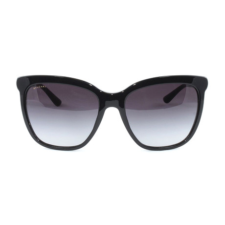 Bulgari // Women's BV8173B/5018G Sunglasses // Black