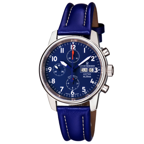 Revue Thommen Chronograph Automatic // 16051.6535