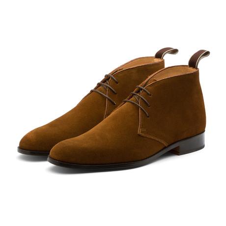 Suede Chukka Boot // Cognac (US: 7)
