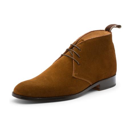 Walker Classic Chukka Boots // Cognac (UK: 6)