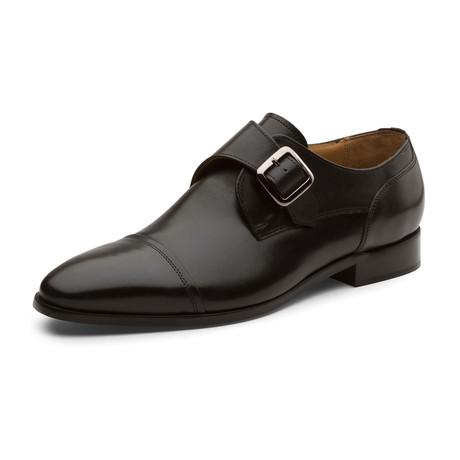 Malakai Oxford Leather Lined Shoes // Black (UK: 6)