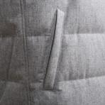 Clive Coat // Gray (XS)