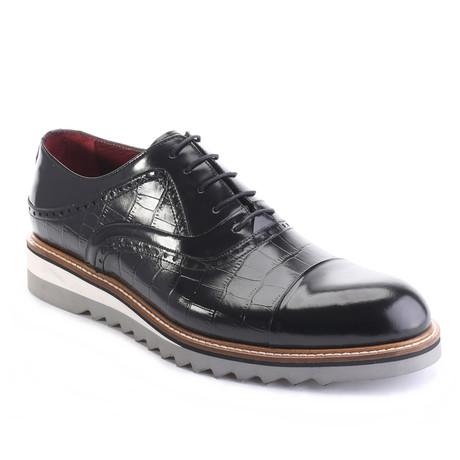 Patton Dress Shoes // Black (Euro: 39)