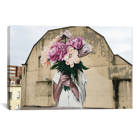 "The Florist // Jody Thomas (18""W x 26""H x 0.75""D)"