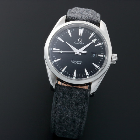 Omega Seamaster Date Quartz // Pre-Owned