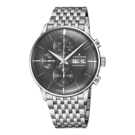 Junghans Chronograph Automatic // 027/4324.45