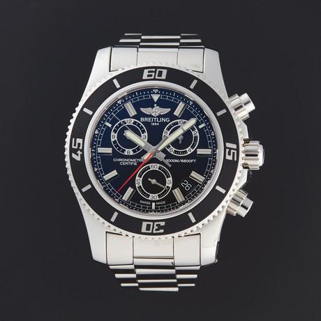 Breitling Certifie Chronograph Quartz // A73310 // Pre-Owned