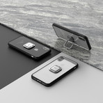 Surface Ring 360 // Satin Silver