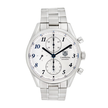 Tag Heuer Carrera Heritage Chronograph Automatic // Pre-Owned