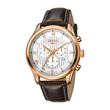 Ferre Milano Chronograph Quartz // FM1G041L0051