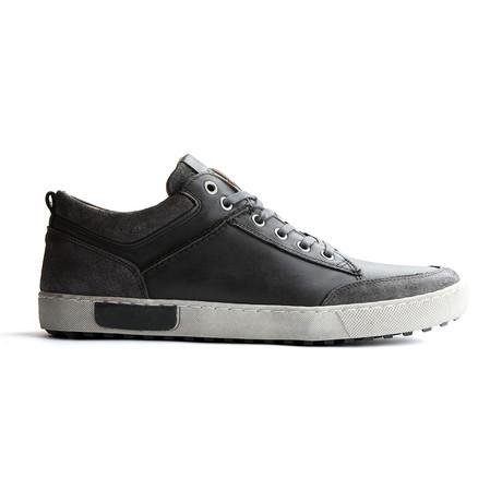 Aberdeen Low // Dark Grey + Black (Euro: 40)