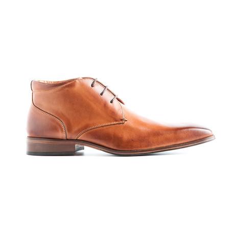 Gatwick Leather // Cognac (Euro: 40)