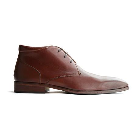 Gatwick Leather // Dark Brown (Euro: 40)