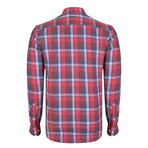 Ophiuchus Dress Shirt // Multicolor Plaid (2XL)