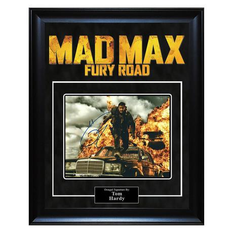 Signed + Framed Artist Series // Mad Max