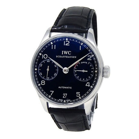 IWC Portuguese Automatic // IW500109 // Pre-Owned
