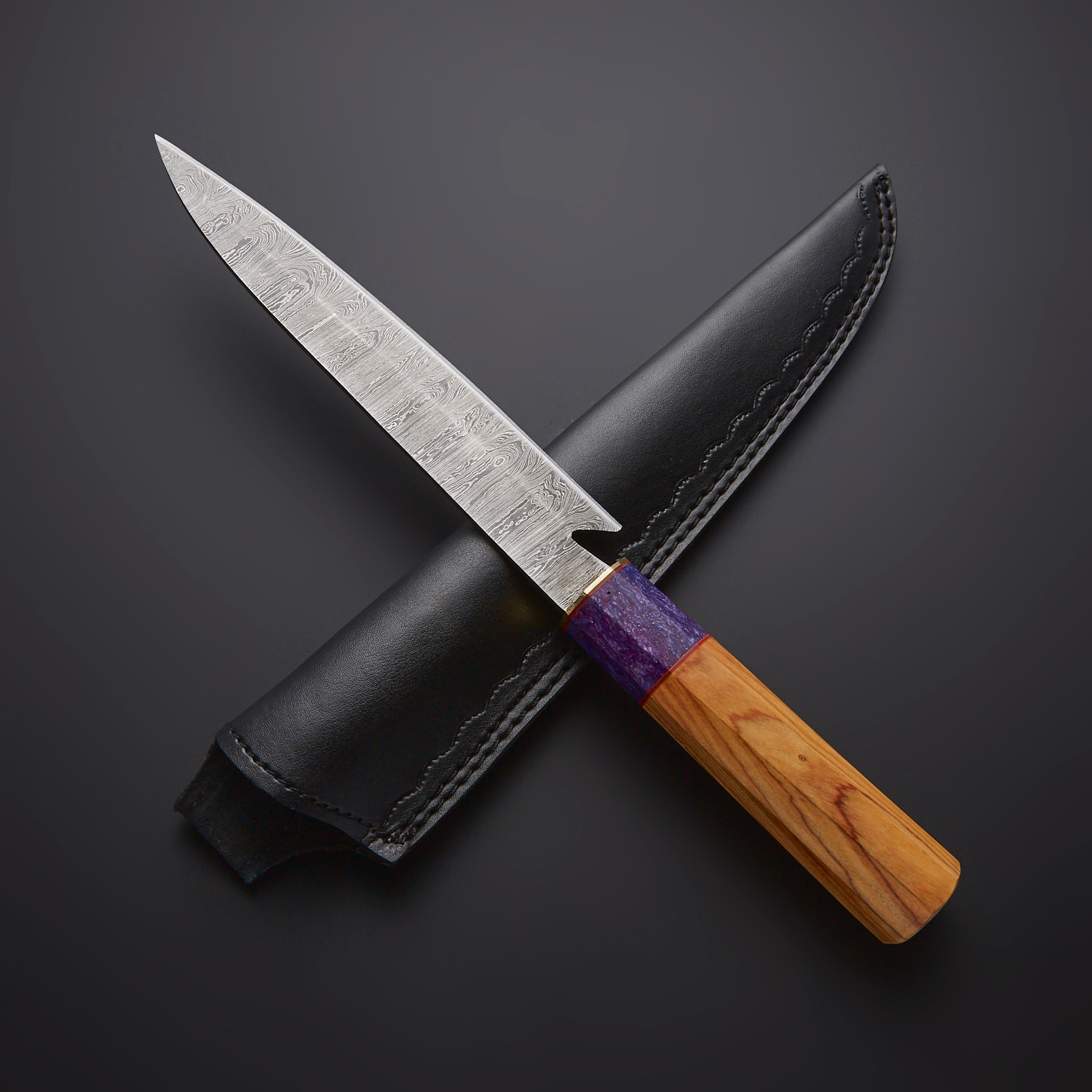 Fixed Blade Chef / Kitchen Knife // HB-0092