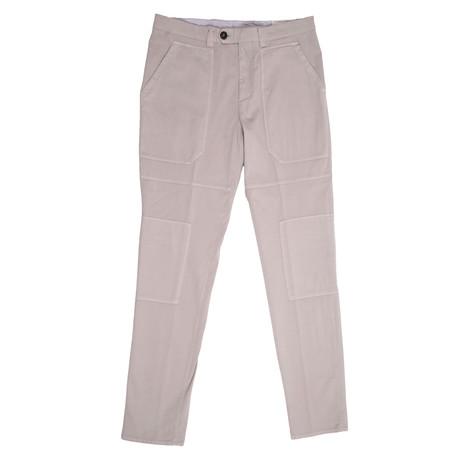 Glenn Cargo Pants // Beige (28WX32L)